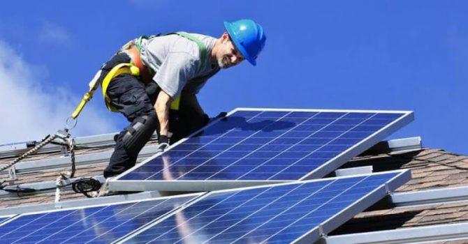 Imagem do projeto:Instalação de painel fotovoltaico