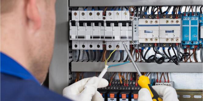 Imagem da especialidade: Instalações elétricas